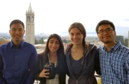 photo of 2018 capstone student team